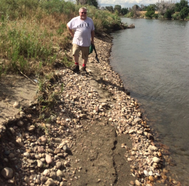 South Platte River prospecting