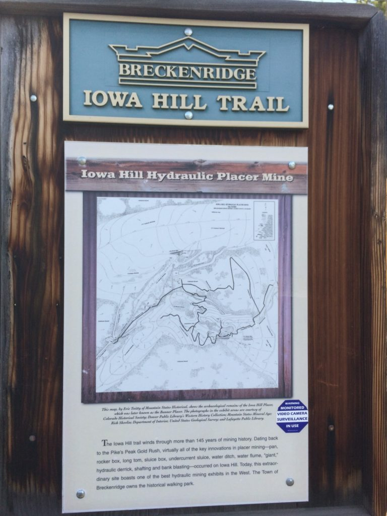 gold tourism u2013 iowa hill hydraulic mining historic site u2013 finding